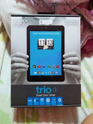 Tableta touch screen 8 GB,viene con cover protect for Sale in Hialeah, FL