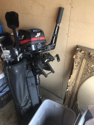 Mercury 15 Outboard (Boat) for Sale in Lutherville-Timonium, MD