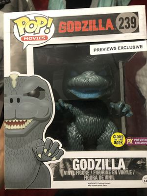 Godzilla for Sale in Grand Prairie, TX