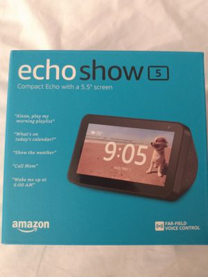 Amazon echo show 5 for Sale in Taylors, SC