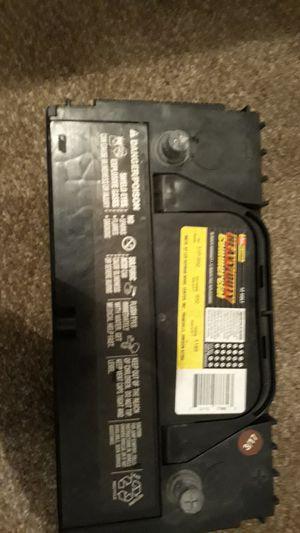 Heavy duty battery for Sale in Portland, OR