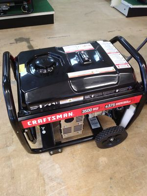 Craftsman Generator for Sale in Sebring, FL