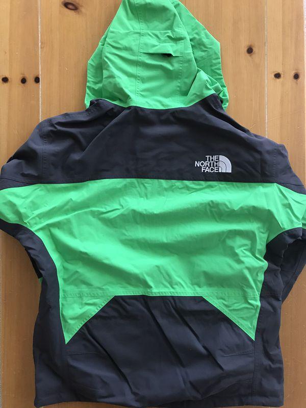 Supreme TNF RTG Jacket Only Krypton Green Size Medium