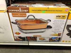 """Copper chef 12"""" skillet for Sale in Lynwood, CA"""