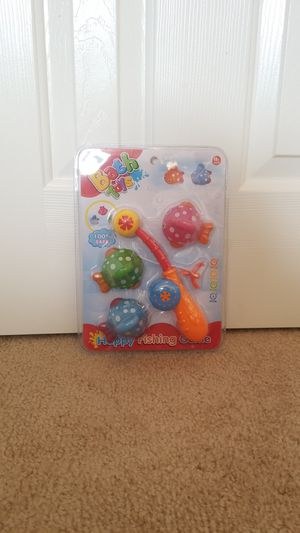 Happy Fishing Game by Bath Toys for Sale in Vancouver, WA