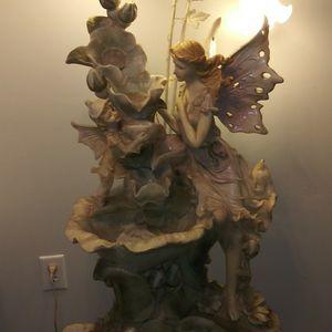 Fairy Fountain Unique Indoor lighted for Sale in Chesapeake, VA