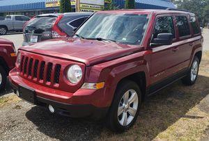 2012 Jeep Patriot Latitude for Sale in Lakewood, WA