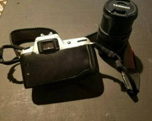 NIKON CAMERA AND TIMRON LENSE for Sale in Hayward, CA