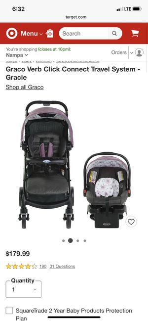 Car seat & stroller for Sale in Eugene, OR
