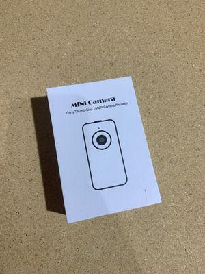 Mini camera tiny thumb size 1080P camera recorder for Sale in Reading, PA