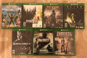Xbox One games for Sale in West Hollywood, CA