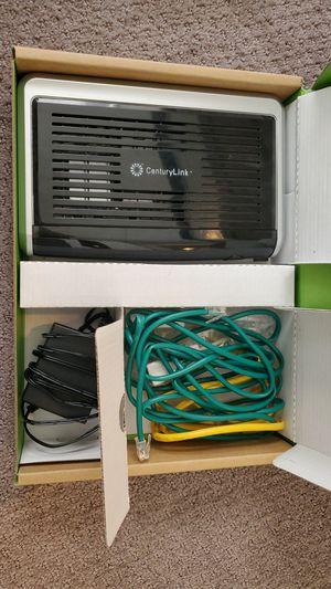 CenturyLink C1000 Modem for Sale in Salt Lake City, UT