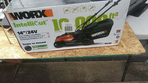 """Work intelli Cut 14"""""""" 24v brand new never used for Sale in FAIRMOUNT HGT, MD"""