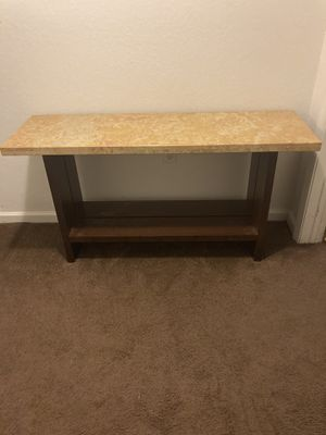 Console table for Sale in Hammonton, NJ