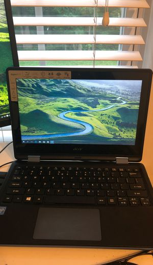 Acer TouchScreen Laptop Tablet Open Box for Sale in Nashville, TN