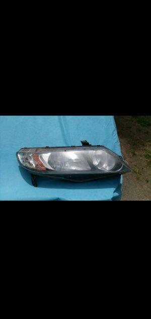 2006-2011 Honda civic headlight for Sale in Swampscott, MA