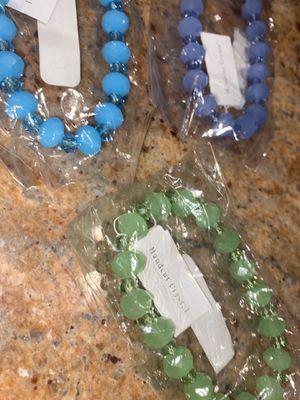 Handcut Swarovski crystal bracelets set for Sale in Brooklyn, NY