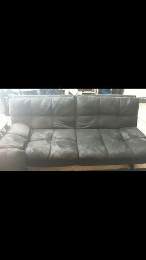 Black futon for Sale in Riverside, CA