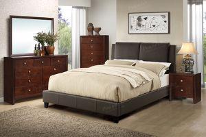 4-pcs Bedroom Set on Sale Only At Elegant Furniture 🛋🎈🛏 for Sale in Fresno, CA