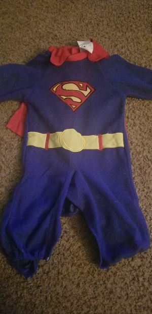 Infant SuperMan Costume for Sale in Fresno, CA