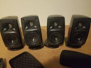 klipsch quintet satellite speakers for Sale in Murfreesboro, TN