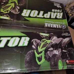 Yamaha 700r Raptor Powerwheel for Sale in Abingdon, MD