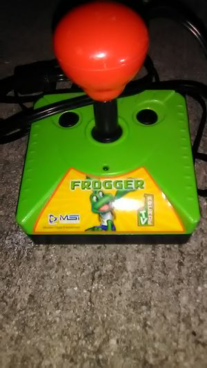 MSI Frogger TV Arcade Game System for Sale in Fort Lauderdale, FL