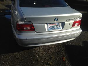 2001 Bmw 525i. For parts only for Sale in Seattle, WA