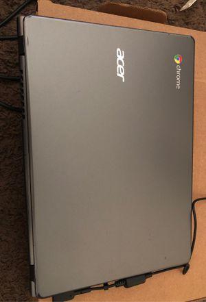 Acer chromebook $80 for Sale in Garden Grove, CA