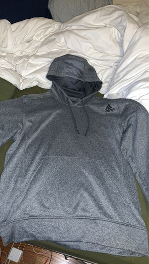 Grey Adidas Hoodie for Sale in Redwood City, CA