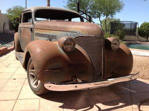 1939 Chevrolet project for Sale in Mesa, AZ