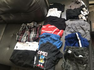 Boys summer clothes size 10/12 for Sale in Randolph, MA
