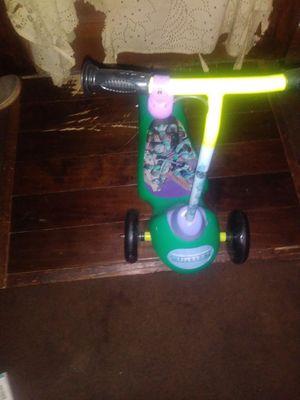 Ninja Turtle motor scooter missing cord for Sale in Philadelphia, PA