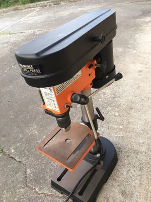 """8"""" 5 speed drill press pro source for Sale in San Jose, CA"""