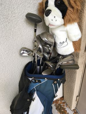 Various golf clubs for Sale in Houston, TX