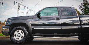I'm selling my 2003 Chevy Silverado for Sale in Grand Rapids, MI