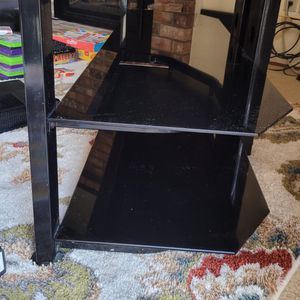 Glass Tv Stand for Sale in Sammamish, WA