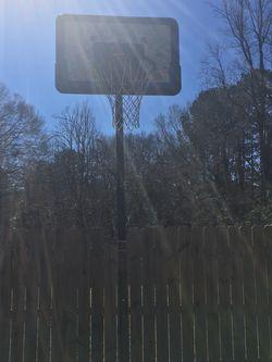 Free Basketball Goal for Sale in Smyrna,  GA