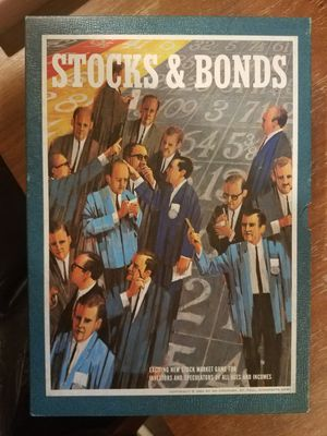 Stocks & Bonds (1964 Boardgame) for Sale in Providence, RI