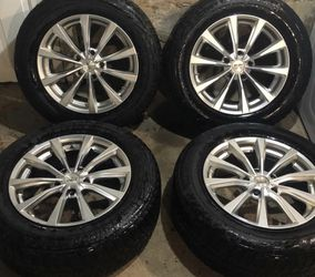 """17"""" (5/120) rims And Tires for Sale in West Orange,  NJ"""