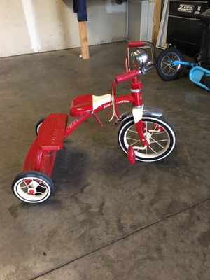 Radio Flyer Tricycle for Sale in Ramsey, MN