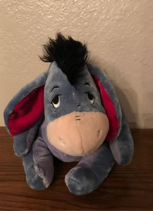 Disney Eeyore stuffed animal for Sale in San Dimas, CA