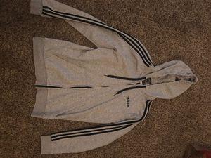 Adidas Hoodie (Grey) for Sale in Inglewood, CA