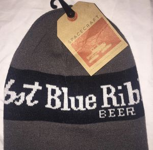 PBR Pabst Blue Ribbon Beanie NWTS!! for Sale, used for sale  Ossining, NY