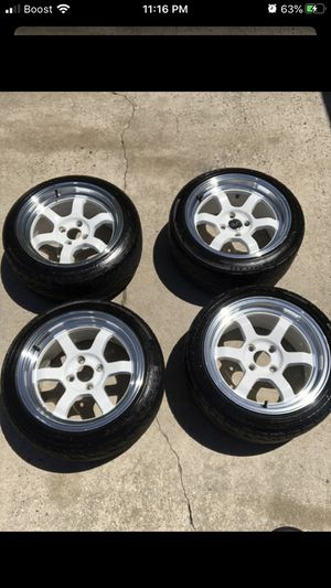 4x100 15x8 for Sale in Kissimmee, FL
