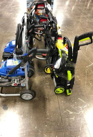 Electric and Gas Pressure Washers💲 4K for Sale in Plano, TX