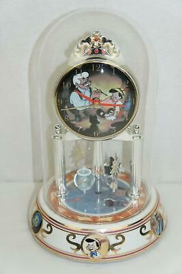 Disney's Pinocchio Anniversary Rotating Clock for Sale in Bend, OR