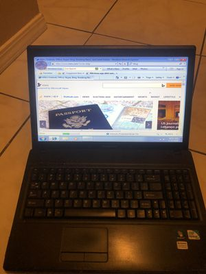 Lenovo G560 for Sale in American Canyon, CA