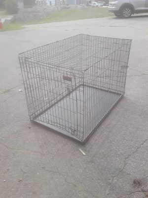 Large Wire Dog kennel for Sale in North Attleborough, MA