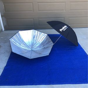 Profoto Medium Silver Umbrellas for Sale in Temecula, CA